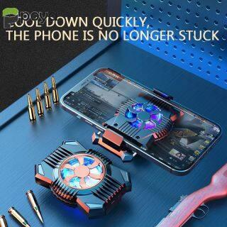Điện Thoại Di Động Phổ Thông Poya, Hệ Thống Làm Mát Trò Chơi USB Quạt Làm Mát Chủ Tản Nhiệt Chủ Dành Cho iPhone 11 12 Pro XS Max XR 8Plus HUAWEI Samsung S20 S10 S9 Điện Thoại XIAOMI Oppo Vivo thumbnail