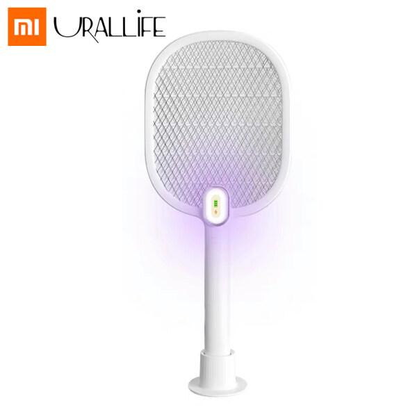Vợt muỗi Xiaomi mijia 3 - Sạc nhiều lần, có đèn LED, 3 lớp lưới, diệt muỗi, bọ hiệu quả
