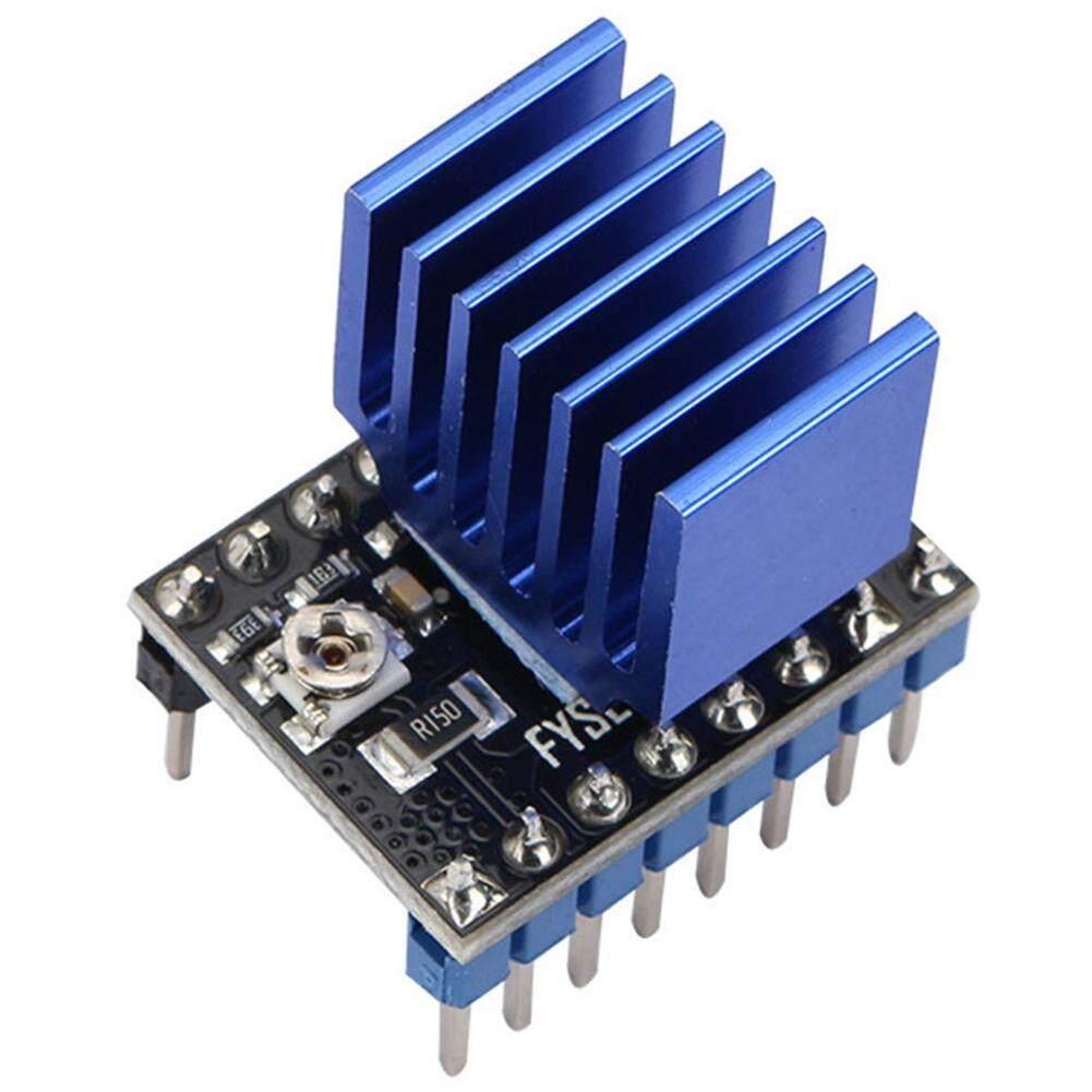 Stepper Motor Driver Set, ST820 Stepstick Stepper Controller Motor Driver Module Heat Sink for Microstepping 3D Printer