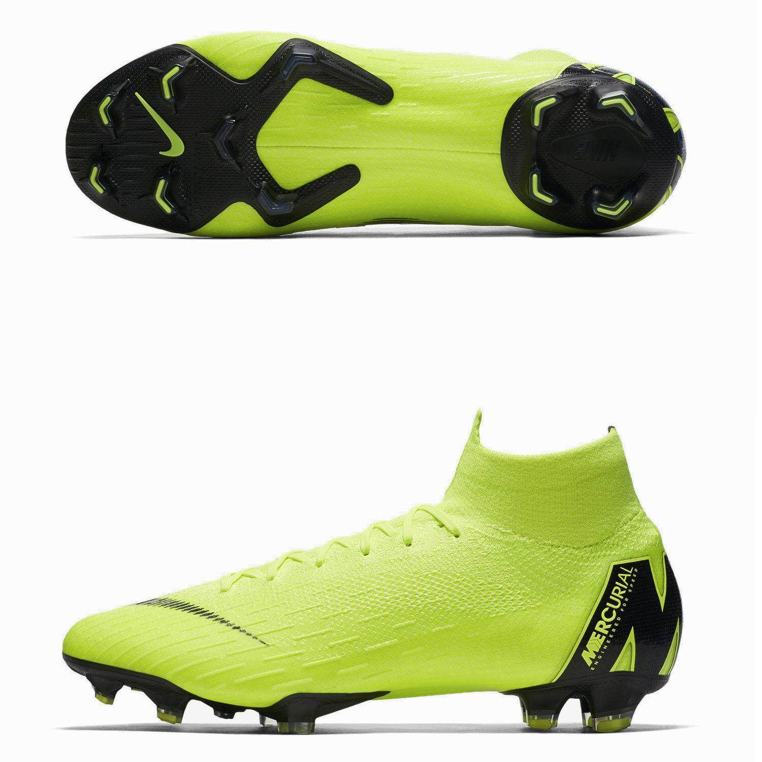 eb0d9d1df0598 Nike Mercurial Superfly 6 360 Elite FG Soccer Cleats FOOTBALL (superfly CR7  messi)