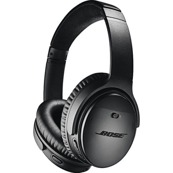 Bose QuietComfort 35 Series II Wireless Noise-Canceling Headphones (Black) Singapore