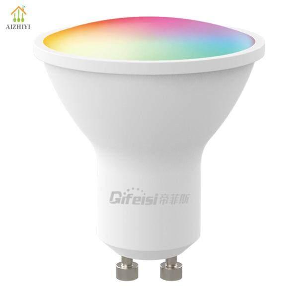 Bóng Đèn LED WiFi Thông Minh GU10, 40W Tương Đương Với Thay Đổi Độ Sáng, Màu Sắc Thay Đổi