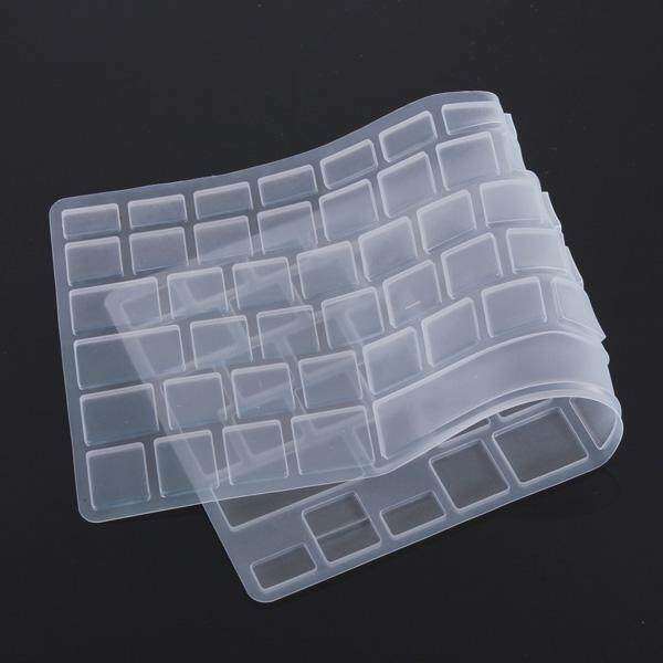 Silicone Keyboard Cover Skin for EU UK Apple Macbook Pro Air 13 15 17