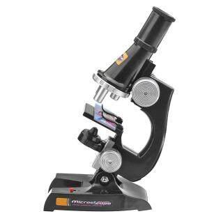 Bộ kính hiển vi đồ chơi 100X 200X 450X chất liệu ABS, kích thước 220 120 75mm, dùng trong nghiên cứu khoa học - HOSPORT - INTL thumbnail