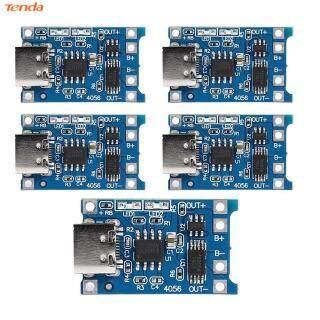 5 Bảng Mạch Mô-đun Sạc Pin Lithium TP4056 1A, Bảo Vệ W USB Type-C thumbnail