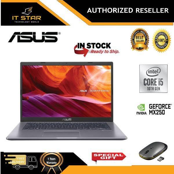 ASUS A409J-BEK025T SLATE GREY (I5-1035G1 /4GB /512GB SSD /14 FHD /2GB NVIDIA MX250 /W10/2YRS GLOBAL) Malaysia