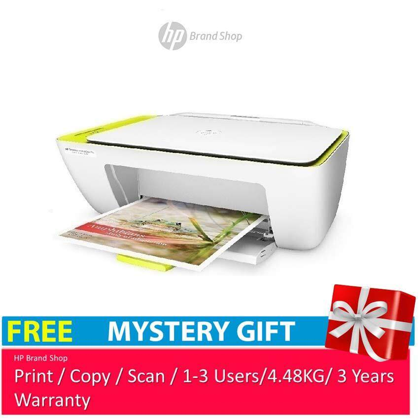 Hp Deskjet Ink Advantage 2135 Aio Printer - (f5s29b)+free Mystery Gift By Hp Brand Shop - Aoneplus.