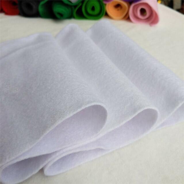Soft Felt Fabric Non woven Roll Sheet Christmas Patchwork Craft DIY Material
