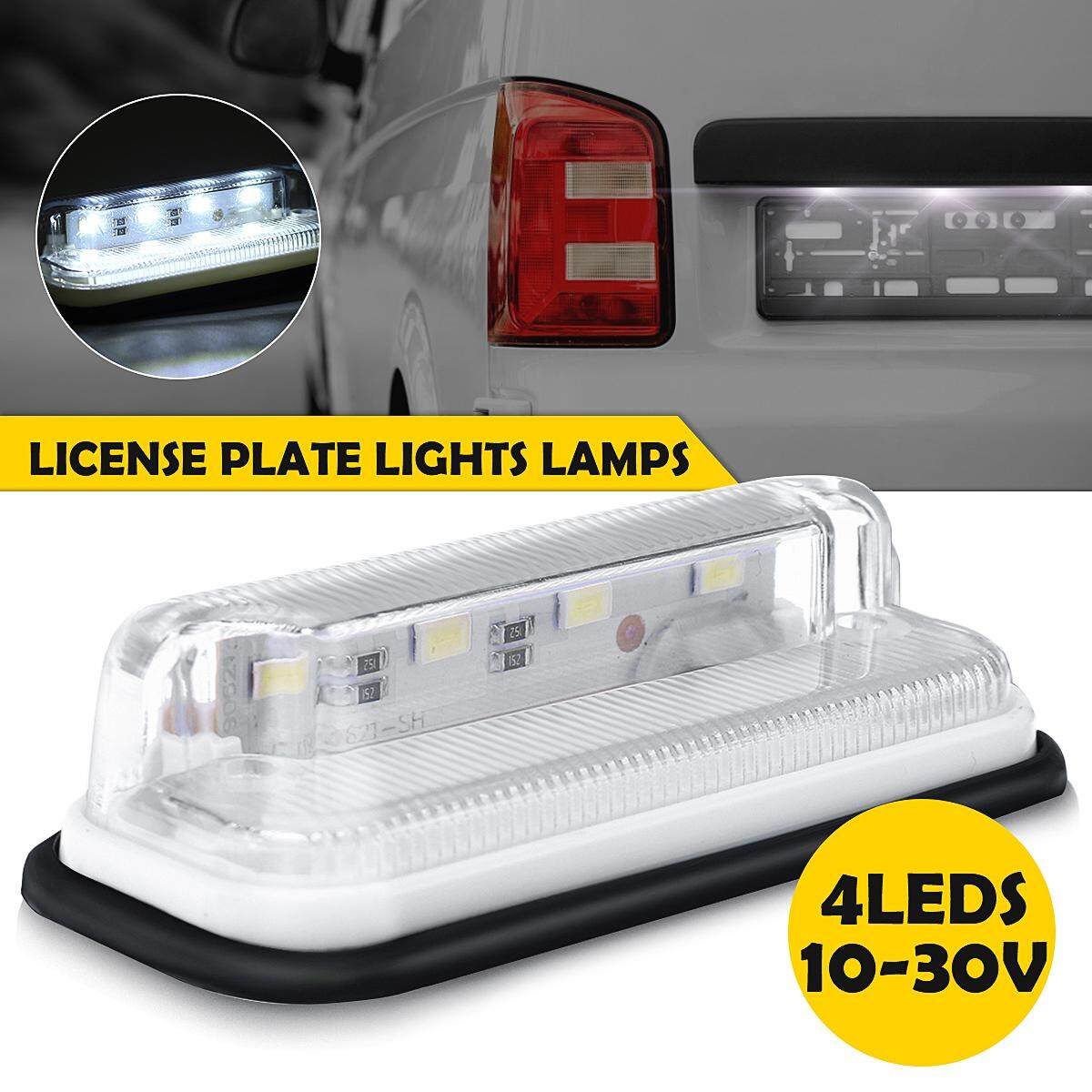 2-Pack Trailer Caravan and more Acouto LED Truck Tailgate Light Bar Strip Reverse Stop Turn Signal Running Lights for Pickups 12V RV SUV