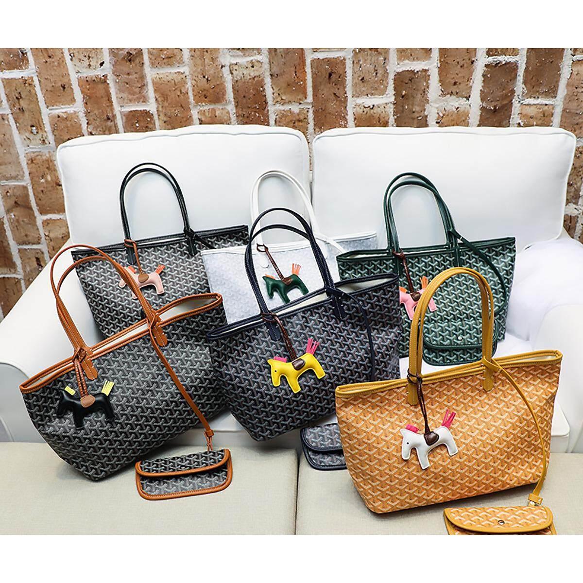 New Dog Tooth Bag EMO Mini Shopping Bag Dish Basket Portable Child Bag Casual Fashion Hand Bag