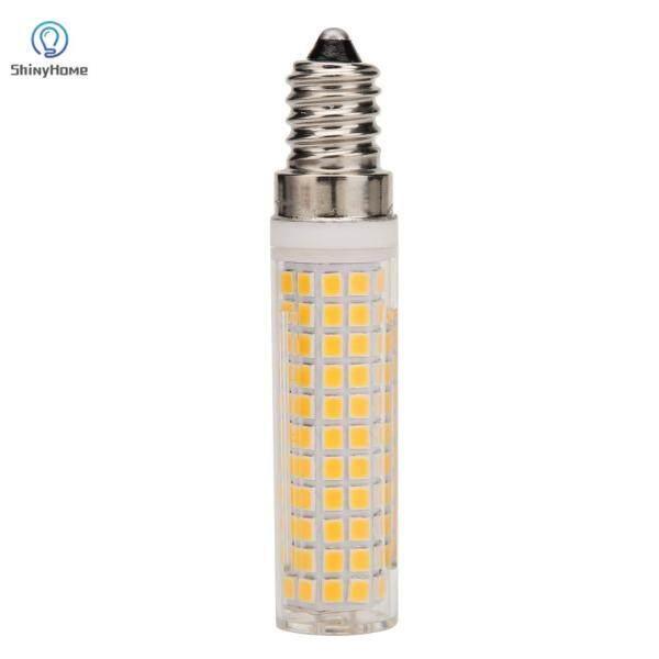 Bóng Đèn LED Ngô Gốm E14 136 SMD 2835, Thay Đổi Độ Sáng Halogen Thay Thế Bóng Đèn