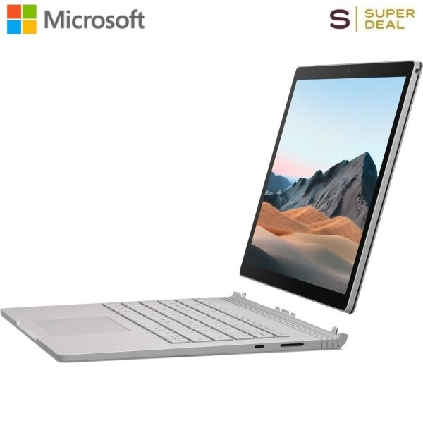 Microsoft 13.5 Multi-Touch Surface Book 3 (i5-1035G7 / 8GB RAM / 256GB SSD) V6F-00001 Malaysia