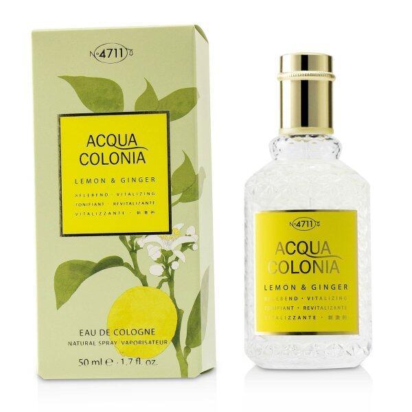 Buy 4711 - Acqua Colonia Lemon & Ginger Eau De Cologne Spray 50ml/1.7oz Singapore