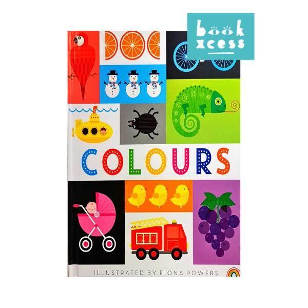 Lift the Flap: Colours