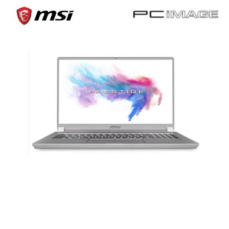 MSI P75 CREATOR 9SD-638MY,INTEL CI7-9750H+HM370,8GBX2,512GB SSD,GTX1660TI 6G,17.3 ,W10 NOTEBOOK-BLACK Malaysia