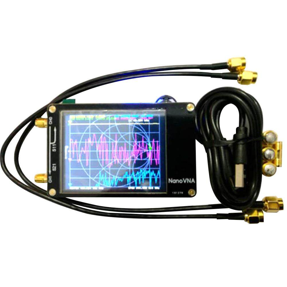 Standing Wave Antenna Digital Display Measuring Electronic Touch Screen Shortwave Network Analyzer