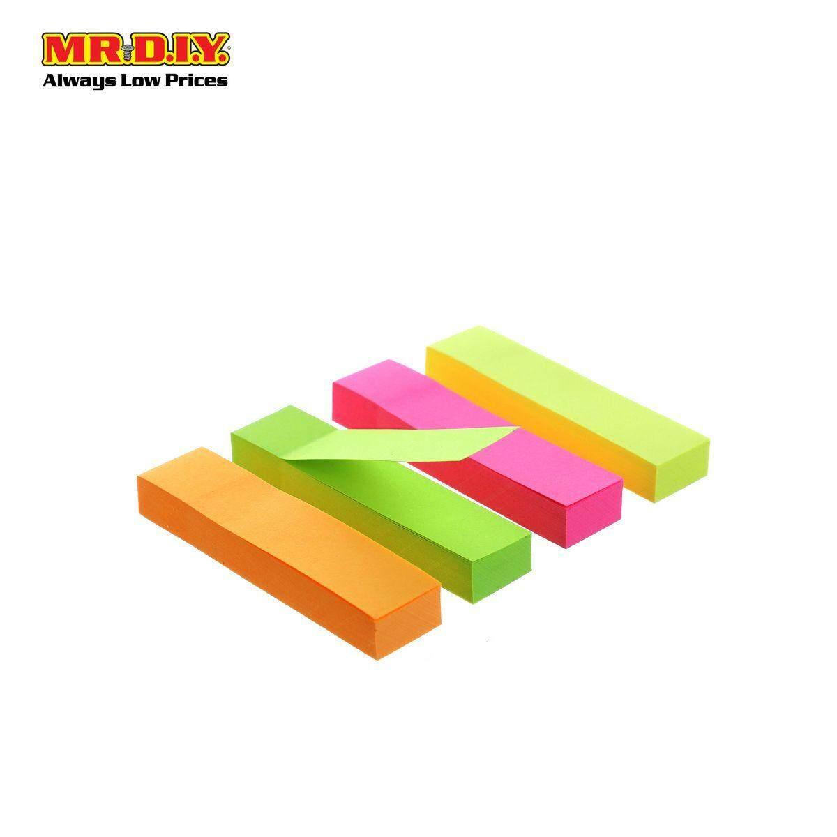 Sticky Note Pad 100pcs X 4