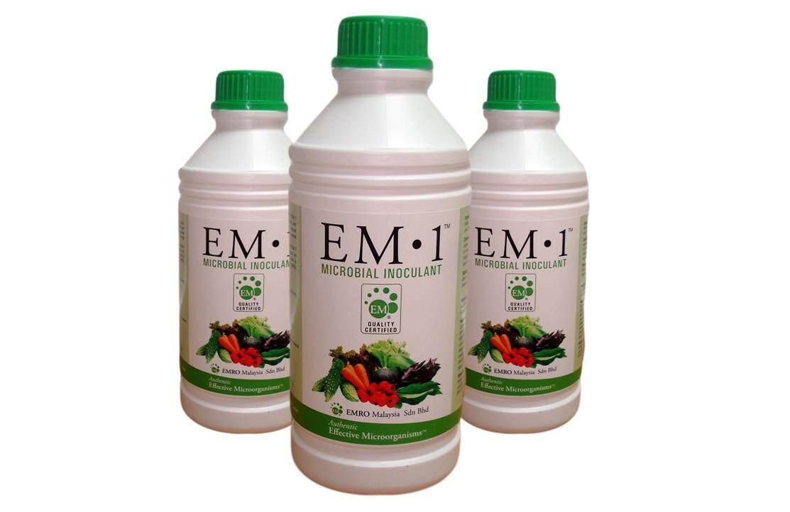 EM1 Effective Microorganism Microbial Inoculant 1 Liter