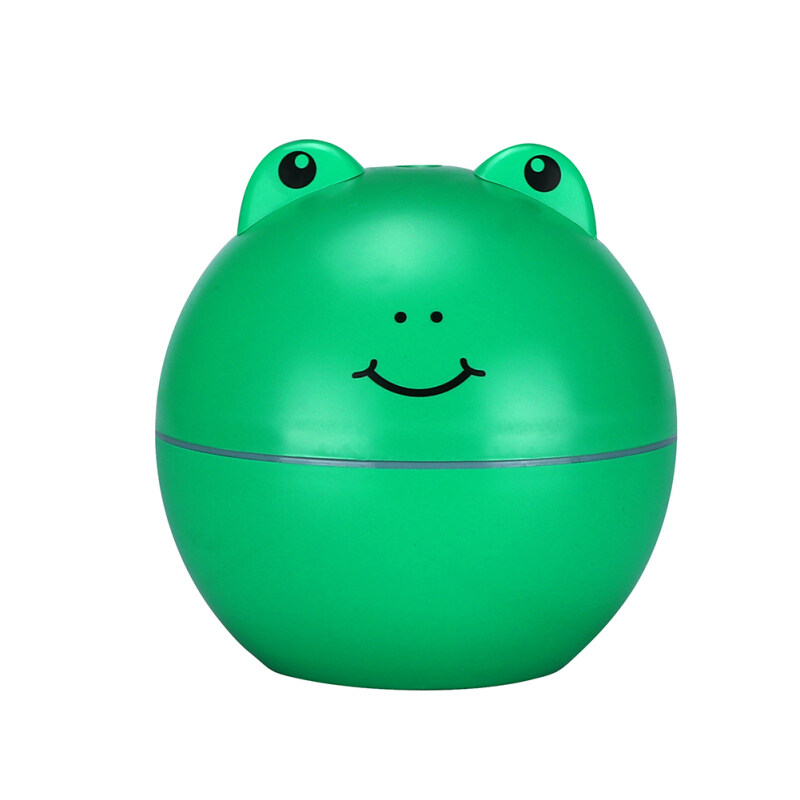 130ml Frog Shape Ultrasonic Humidifier Mist Essential Oil Aroma Diffuser Singapore