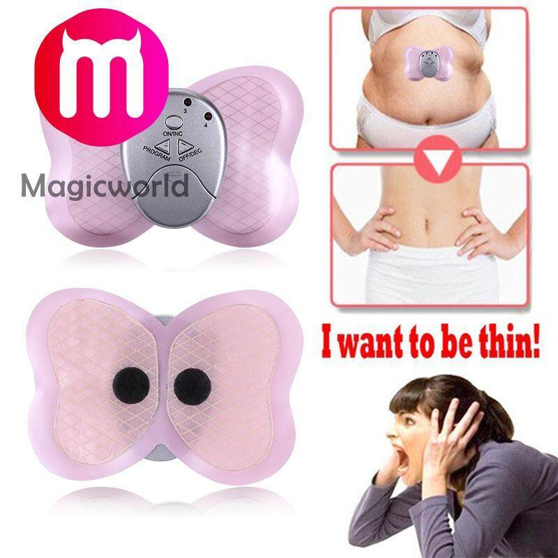 Magicworldmall Abdominal Muscles 4 Modes 2032 Pu Sport Training Muscle Workout Home Durable Slacker Physical Exercise Gym Fitness Exercise Muscle Trainer By Magicworldmall.