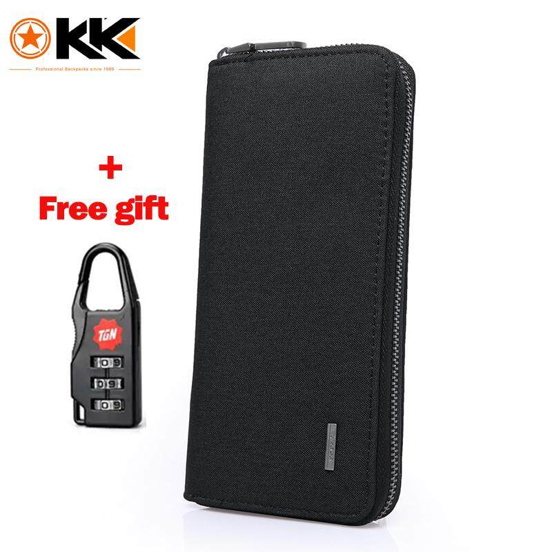 KAKA Brand Long Wallets for Men Purse Clutch bag luxury Money Clip Coins Pocket Large capacity Casual Holders Wallet Phone Bags