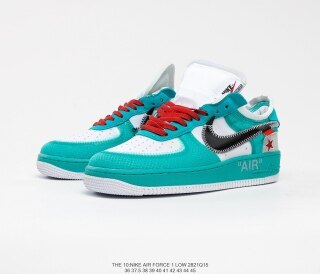 Giày Thể Thao Force 1 The OFF-WHITE X Air Force 1 OW Tên Chung Air Force Số 1 thumbnail