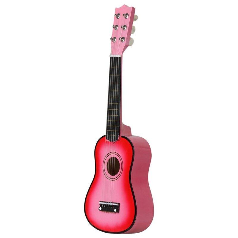 New Arrival 21 Inch Ukulele Beginner Hawaii 6 String Guitar Ukelele For Guitar Musical Instruments For Kids And Music Beginner Malaysia