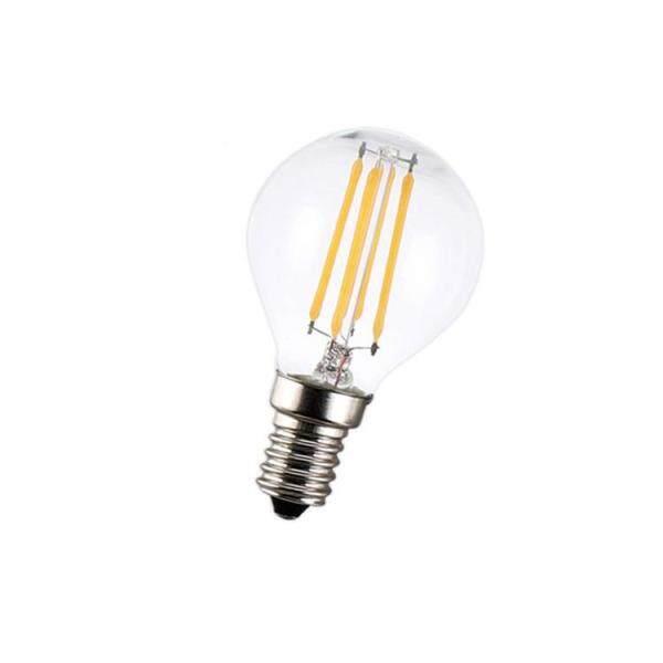 Bóng Đèn LED KL Bóng Đèn Cổ Điển Tiết Kiệm Năng Lượng Màu Trắng E27/E14 4W