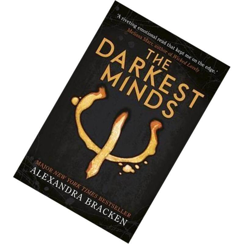 The Darkest Minds  (The Darkest Minds #1)  by Alexandra Bracken Malaysia