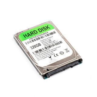 Ổ Cứng Cơ 2.5 Inch Giao Diện SATA III Laptop HDD Bộ Nhớ Cache 320GB 8MB Ổ Cứng Tốc Độ 5400 Vòng phút Cho Máy Tính Xách Tay thumbnail