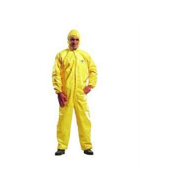 Dupont Tychem C Coverall, Size : M