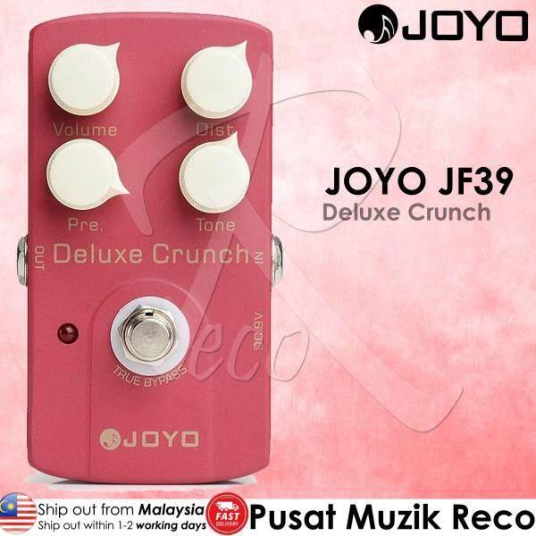 Joyo JF-39 Deluxe Crunch Guitar Effect Pedal Malaysia
