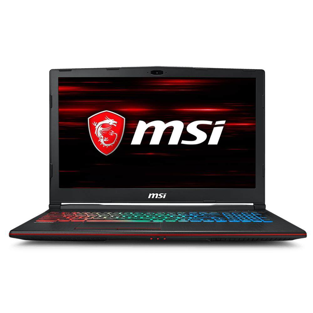 MSI Leopard GP63 8RE-820 15.6 FHD Gaming Laptop (i7-8750H, 8GB, 1TB+256GB, GTX1060 6GB, W10) Malaysia