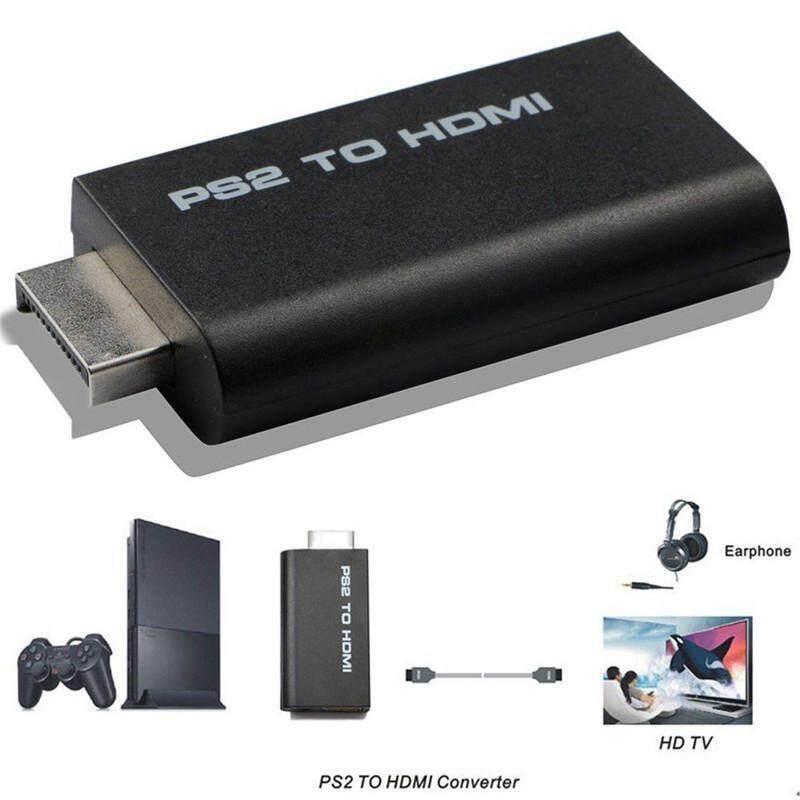 HDV-G300 Baoda Bộ Chuyển Đổi Âm Thanh Từ PS2 Sang HDMI 480i/480P/576i Cho PSX PS4
