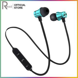 Tai Nghe Không Dây Đọc Nhiều Màu Bluetooth 4.2 Tai Nghe Thể Thao Không Dây Từ Tính Âm Nhạc Bass Có Mic thumbnail