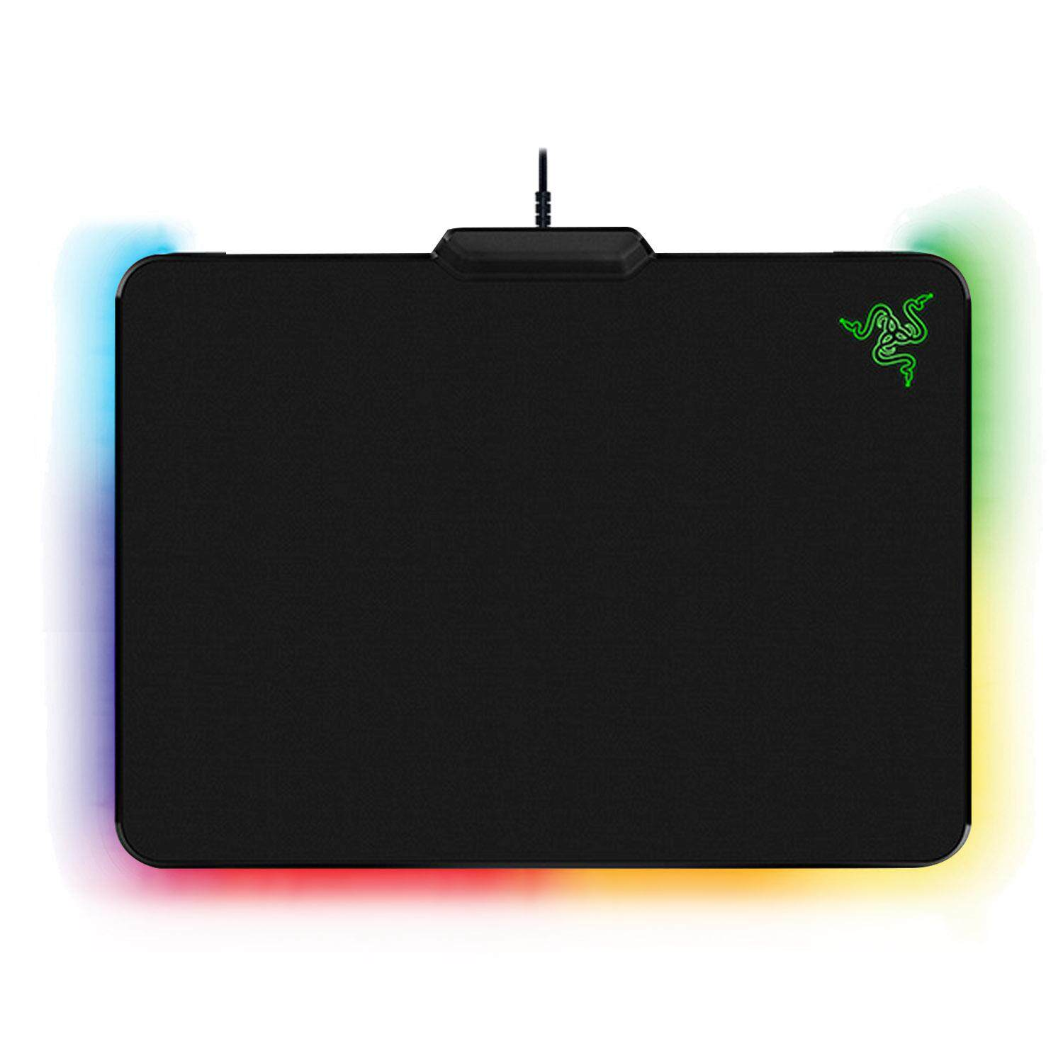 USB Wired LED RGB Colorful Lighting Gaming Mousepad Mouse Pad Non-Slip Laptop Computer Mice Mat 250 x 350 x 4mm Malaysia