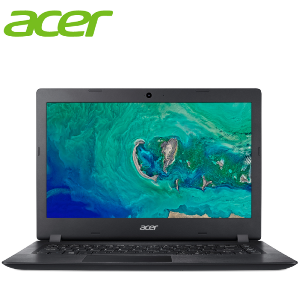 Acer A Aspire 3 A314-32-C3E0 Notebook Obsidian Black 14-inch Intel W10 (Celeron N4020, 4GB, 256GB SSD) Malaysia