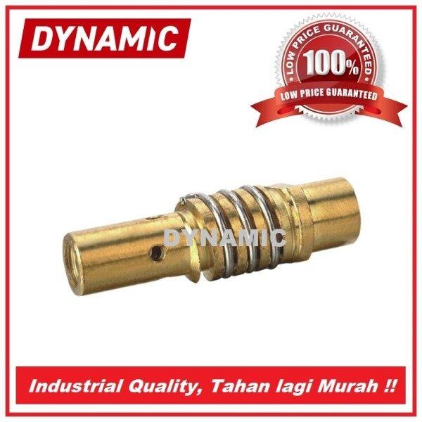 DYNAMIC MB15 Tip Holder, 10pcs/pack (MIG/MAG Torch, Tip Holder, High Tensile Brass)