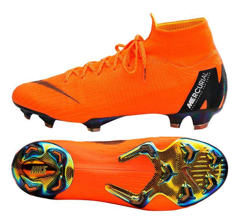 6ad5790aa38 Nike Mercurial Superfly 6 Elite FG Soccer Cleats Football Shoes Boots