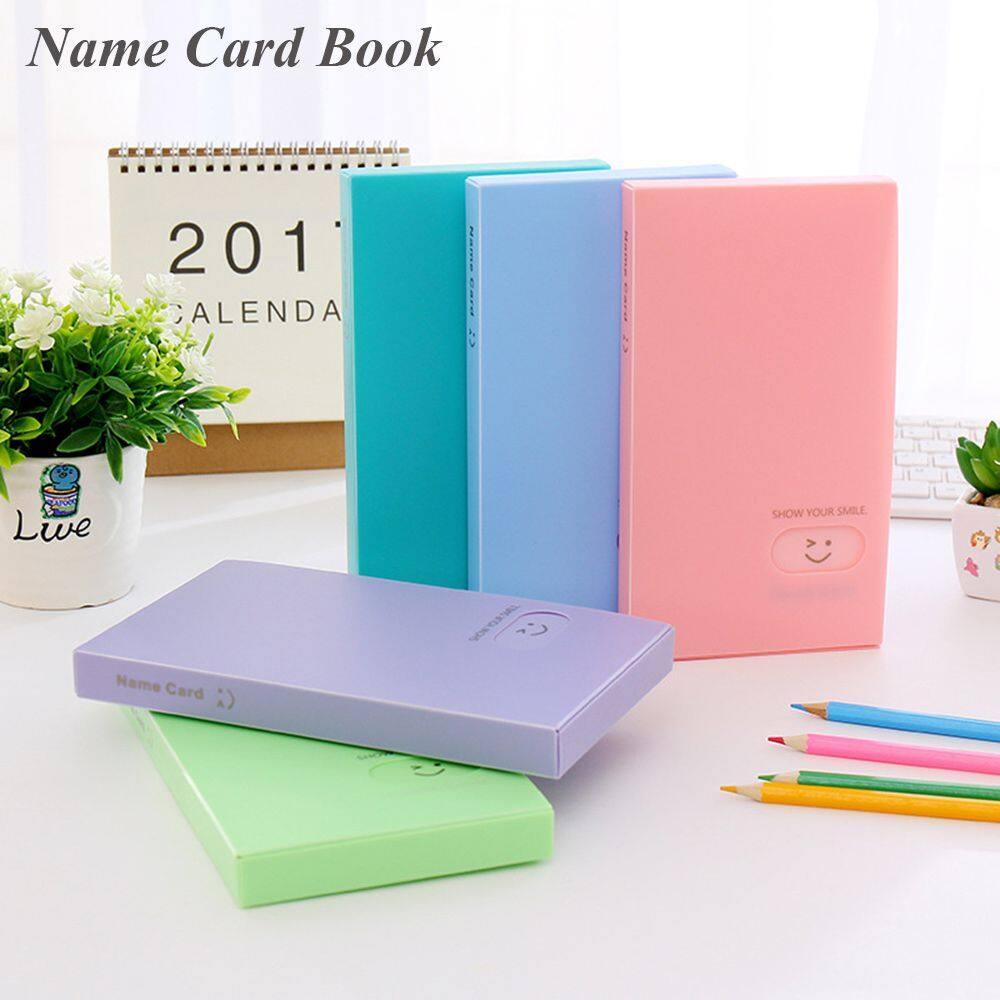 Collection Loose-Leaf Lomo Card Holder Photocard Book Card Stock Photo Album