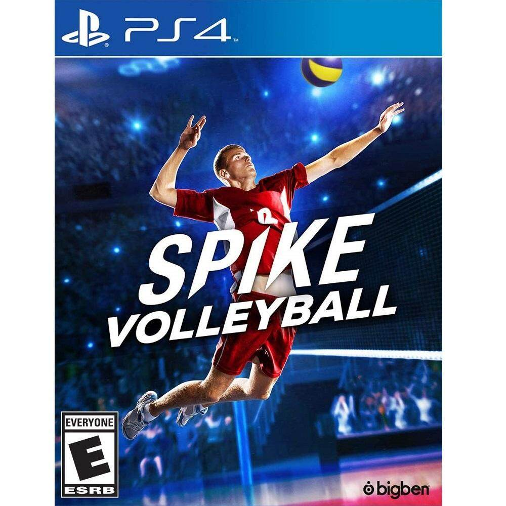 PS4 Spike Volley (Basic) Digital Download
