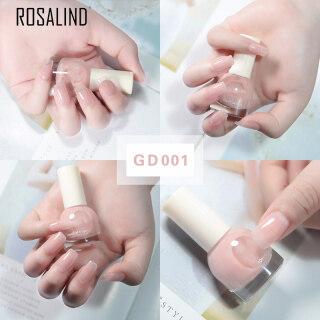 Rosalind Thạch Sơn Móng Tay Màu Sơn Móng Lâu Trôi Không Phai Dụng Cụ Làm Móng Tay thumbnail