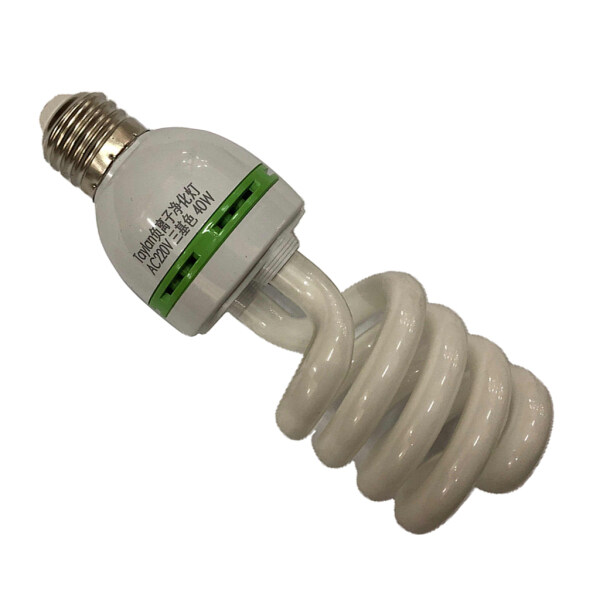 Loviver 40W Lamp Light Bulb Energy Saving Freash Breath Bulb for Public Places
