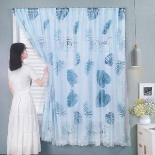 Rèm cửa sổ phong cách Bắc Âu tối giản (có nhiều màu sắc và kích cỡ để lựa chọn) - INTL thumbnail