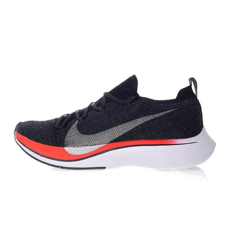 Vaporfly FLYKNIT 4% Pria Sepatu Lari Sport Sepatu Sneaker Luar Ruangan  Merek Alas Kaki Desainer 1b3fd4739f