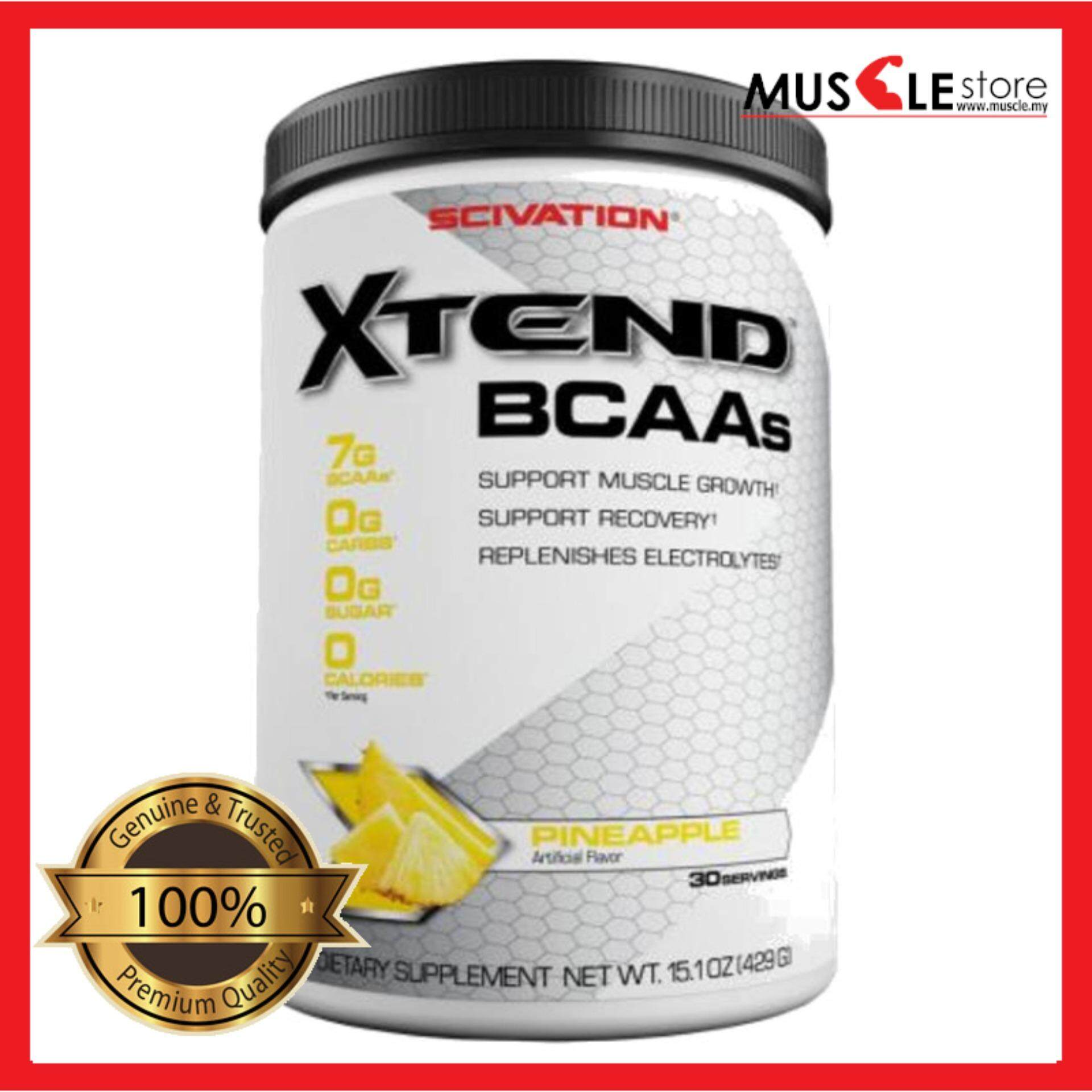 Scivation Xtend 90sv Pineapple By Centuryfitness.