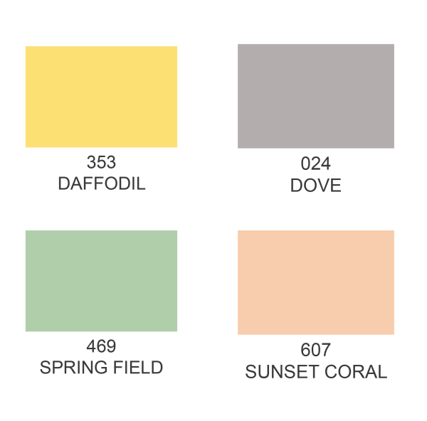 (LAST STOCK COLOUR) TOA SUPERTECH-Super Standard Quality Emulsion Paint for Interior (7L)