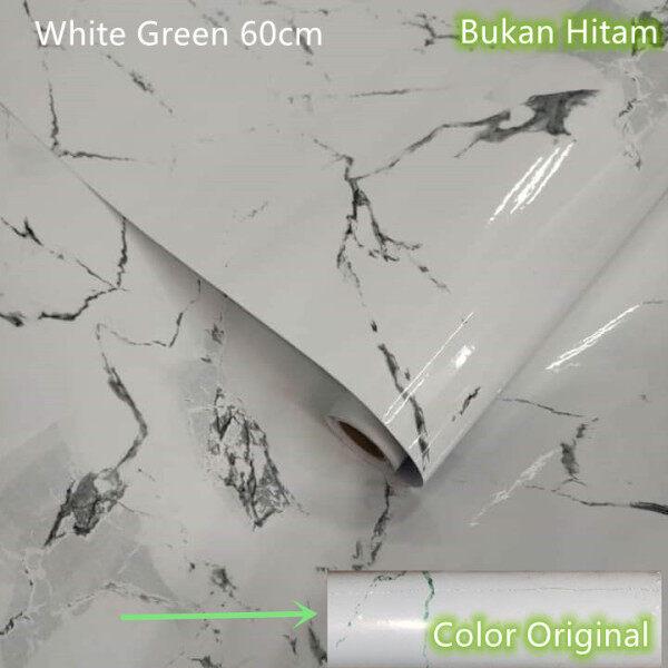 malaysia  Glossy  Waterproof Kitchen Cabinet Furniture Self Adhesive Vinyl WallPaper sticker Films