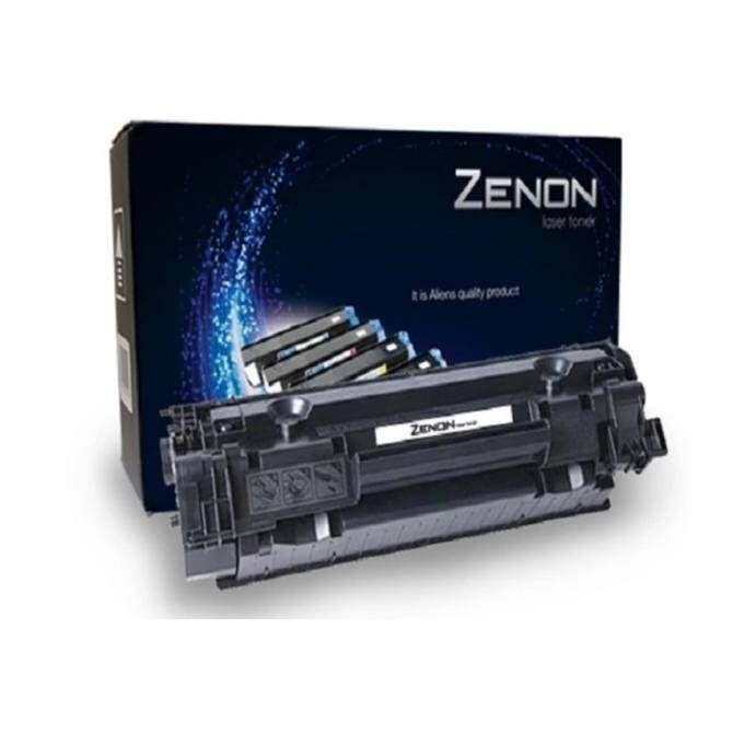 [2 Units] Zenon Cart-318 Toner Cartridge (Black) Compatible Canon Printer LBP7200CDN, LBP7680CX