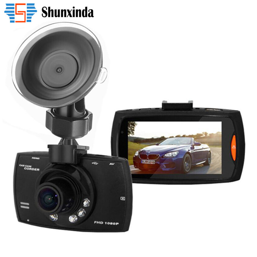 "EverCute New 2016 Car DVR Camera G30 2.7"" Full HD 1080P 140 Degree